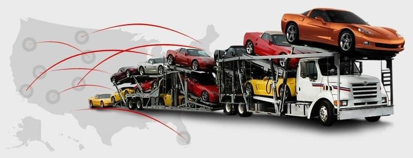 Auto Transport Service Las Vegas